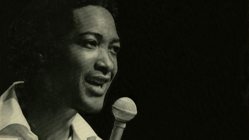 Sam Cooke, album cover for 'Shake - A Change Is Gonna Come' (detail).