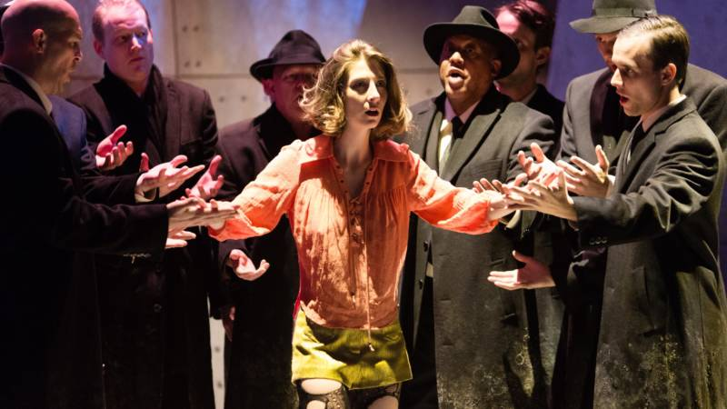 'Breaking the Waves,' Missy Mazzoli's latest opera, makes its New York premiere this year at Beth Morrison's Prototype festival.