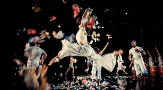 Dance Brigade performs Gracias a la Vida for its 40th Anniversary Season