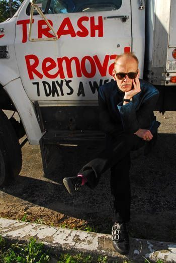 John Waters, emcee