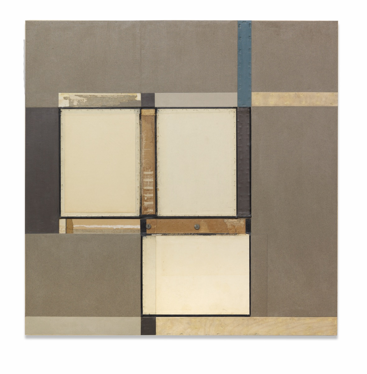 John Fraser, 'Cul De Sac (Blue Vertical),' 2010.