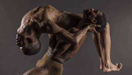 Gregory Dawson brought some of his amazing choreography to the 'Black Choreographer's Festival' at Dance Mission.