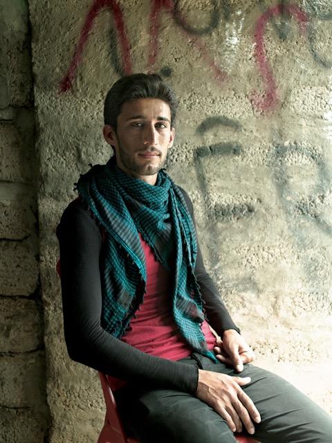 Farman, 17, Kurdistan, Northern Iraq, 2013.