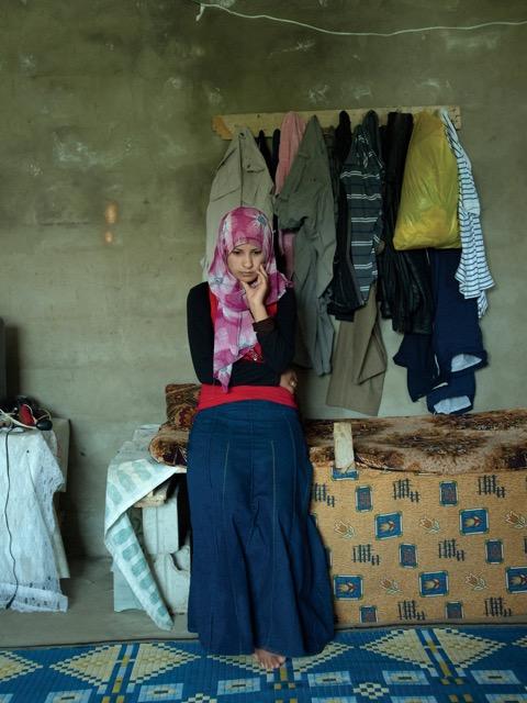 I'tmad, 19, Saidon, Lebanon, 2013.