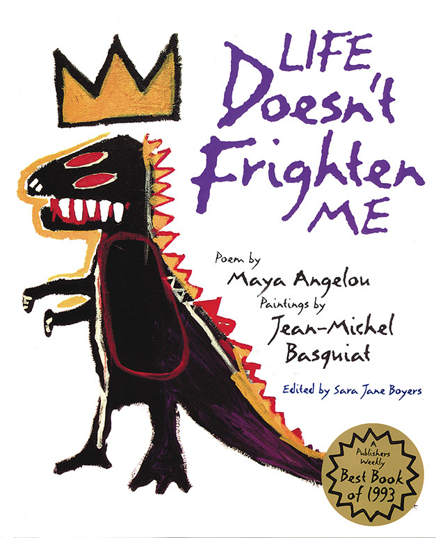 Cover for 'Life Doesn't Frighten Me'