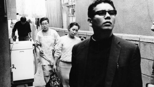 Shôhei Imamura, Still from 'A Man Vanishes,' 1967.