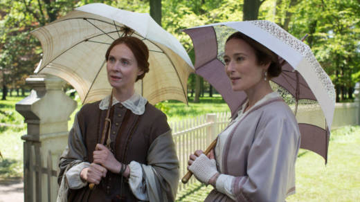 Cynthia Nixon and Jennifer Ehle in Terence Davies's 'A Quiet Passion.'