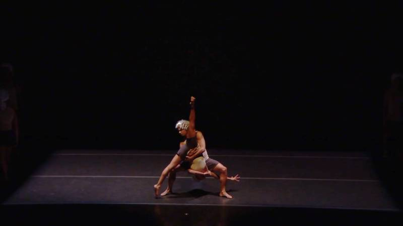"Raissa-Simpson's 'Mothership: part 1"" at the Black Choreographer's Festival."