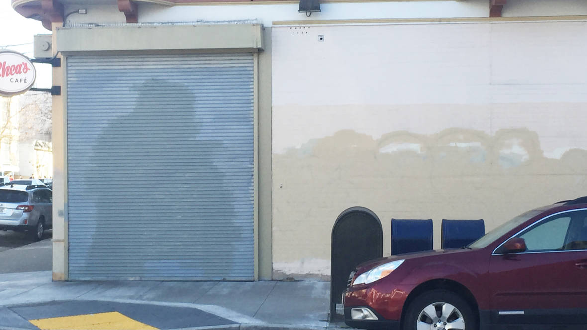 Landlord Orders Removal of Bob's Burger Mural from Rhea's Cafe