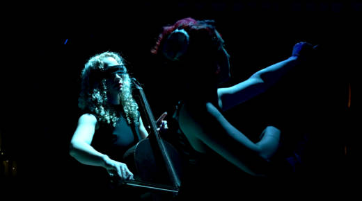 Cellista's 'Wants', a multimedia installation created as a form of creative resistance in the era of President Trump. Featuring choreography from Lilith Ransom, director of Ransom Dance and sound design and performances from artistic director Cellista.