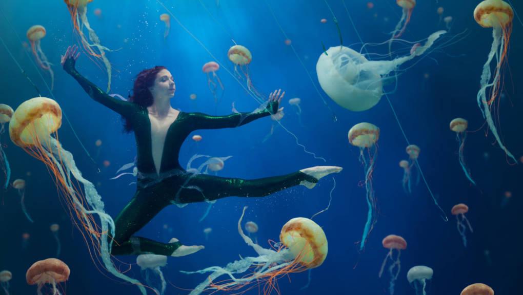 Christine Ren in 'Jellyfish Soup'