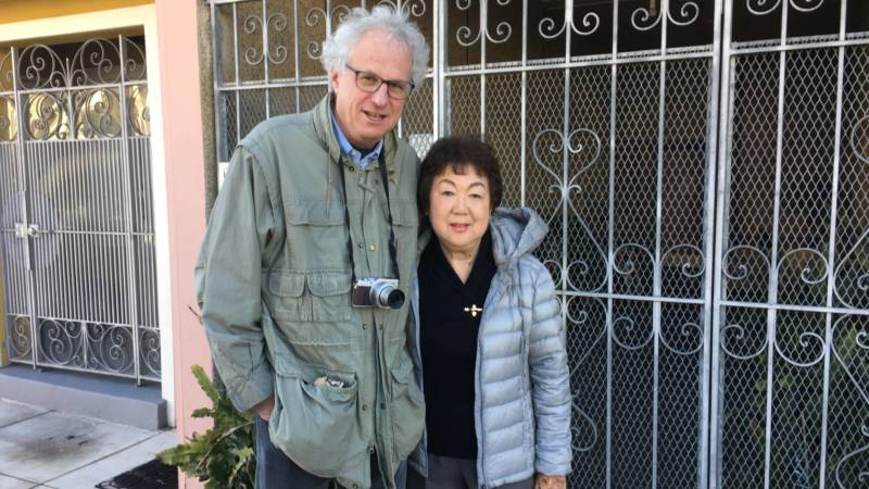 Rachel Kuruma hung up the phone when Richard Cahan called her for the first time. Now the prison camp survivor and photo journalist are friends.
