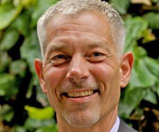 Californians for the Arts Board Member Brad Erickson