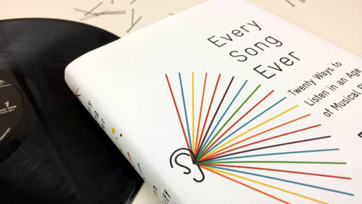 'Every Song Ever,' by Ben Ratliff.