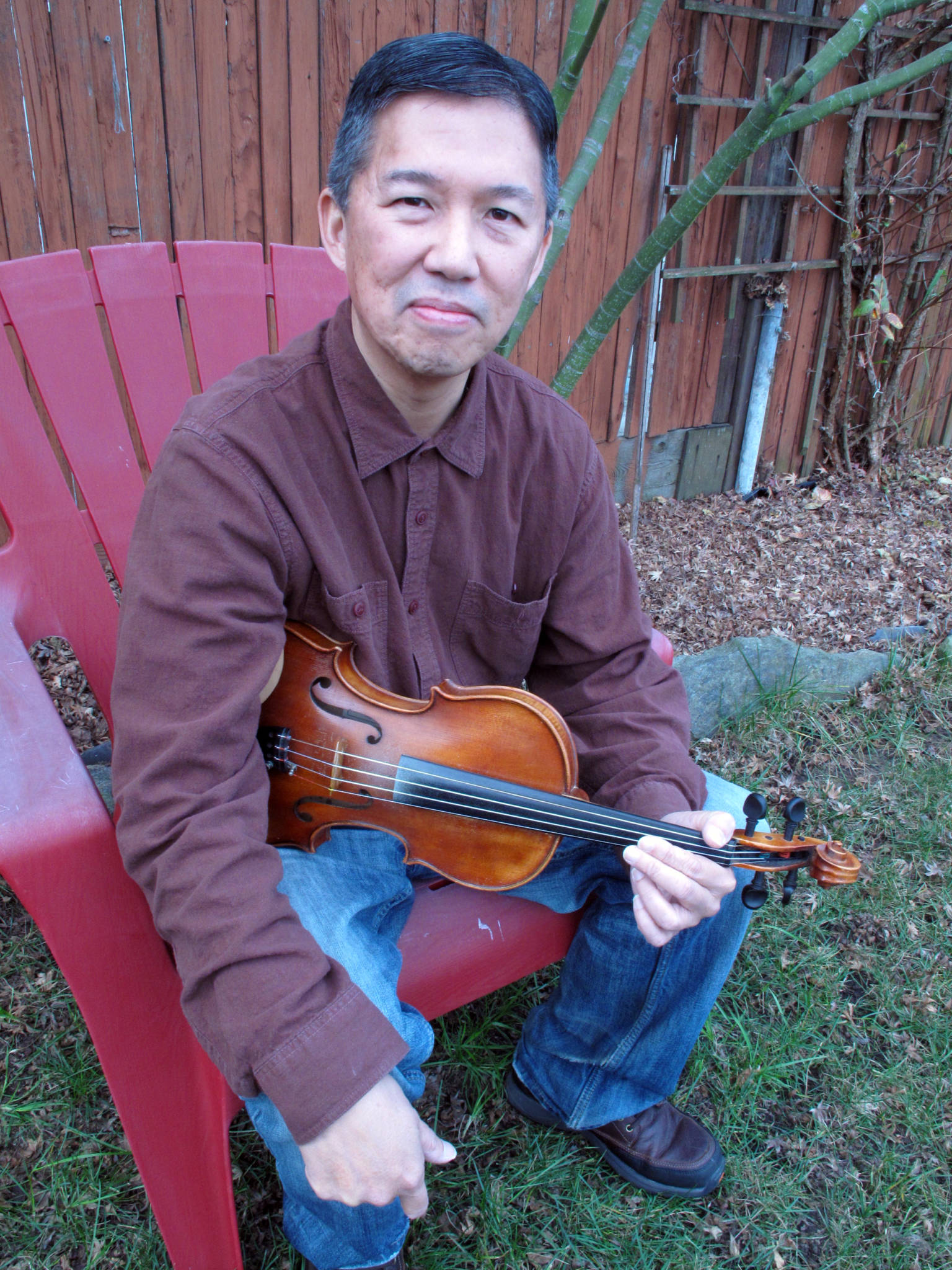 Avant-Garde Musician Forrest Fang On the Art of the Double Life