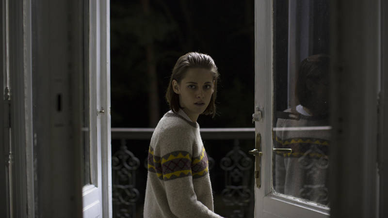 Kristen Stewart as Maureen Cartwright in Olivier Assayas's PERSONAL SHOPPER. Photo by Carole Bethuel. Courtesy of IFC Films. An IFC Films release.