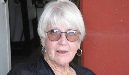 Poet Joanne Kyger