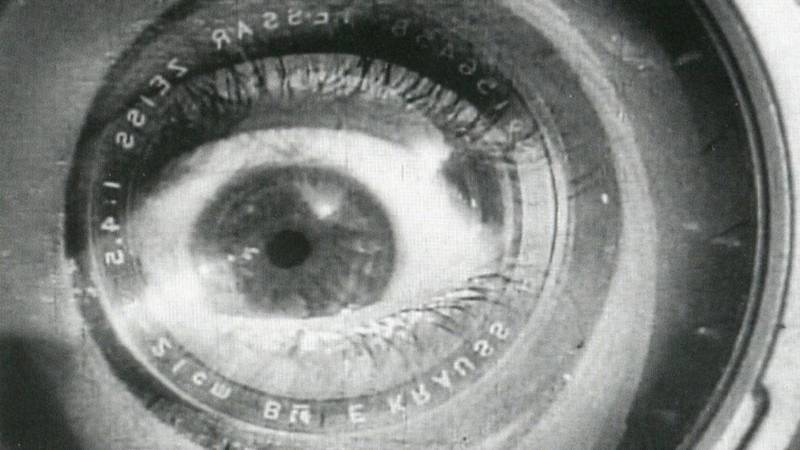 Still from 'The Man With a Movie Camera.'