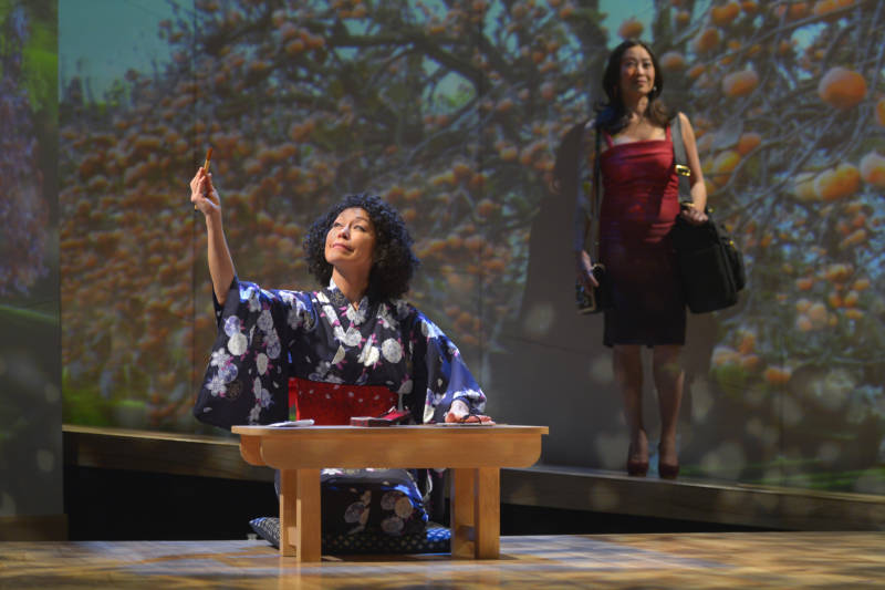 'Calligraphy' tells the story of two estranged sisters, and their daughters efforts to reunite them