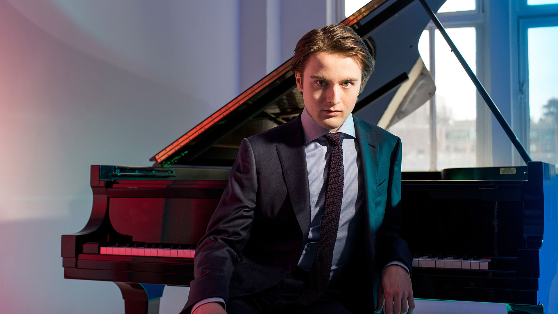 Daniil Trifonov, the Russian pianist who returns for a season-long residency, including a performance of Rachmaninoff's Concerto No. 3.