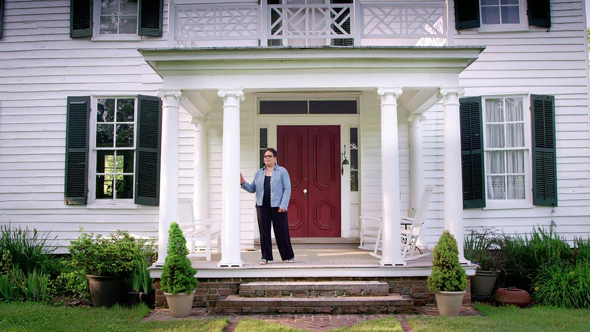 Regina Mason in 'Gina's Journey: The Search for William Grimes.'