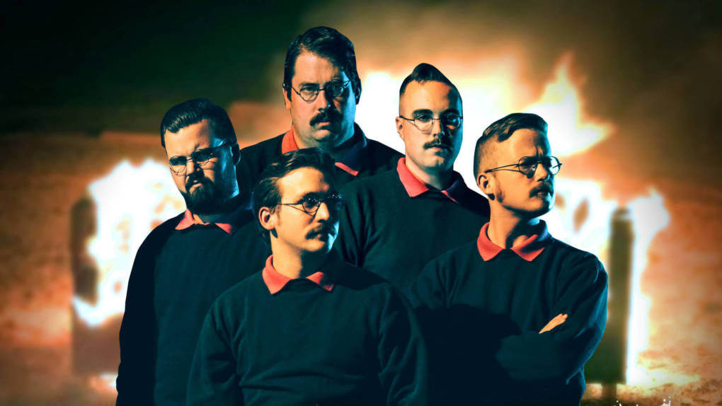 Okilly Dokilly, a band inspired by Ned Flanders of the Simpsons, plays Slims April 28