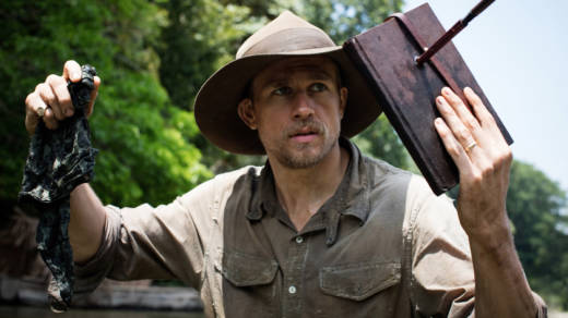 Charlie Hunnam stars in 'Lost City of Z,' playing at the 60th San Francisco International Film Festival, April 5-19, 2017.