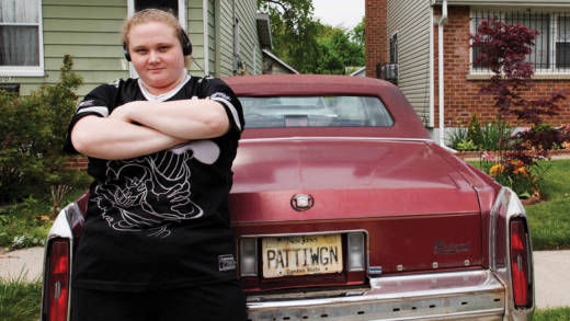 A scene from Geremy Jasper's 'Patti Cake$.'