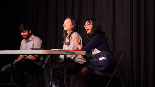 Son Mom Psychiatrists Reflect On >> Stanford Psychiatrists Take To The Stage Arts Social Issues