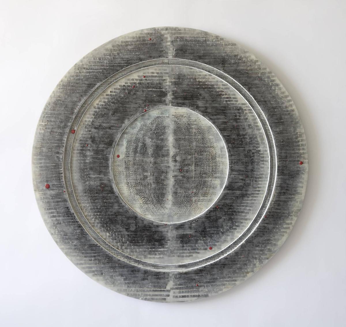 Taraneh Hemami, 'Recounting,' 2011.