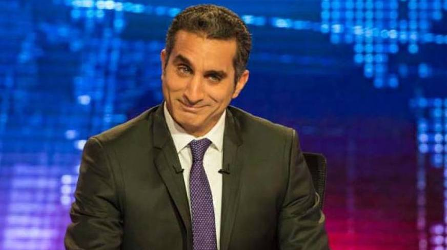 "Bassem Youssef was one of Egypt's more popular figures with his TV show, ""Al-Bernameg""."