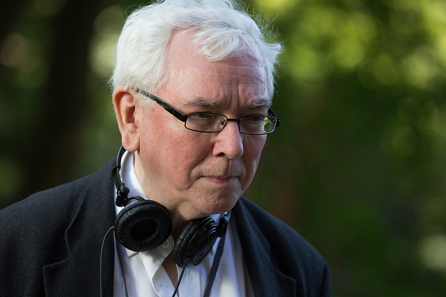 Director Terence Davies.