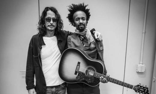 Chris Cornell, who did May 18, 2017, and Fantastic Negrito on tour in 2016