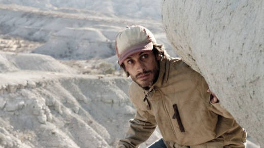 Gael García Bernal as Moises in 'Desierto.'