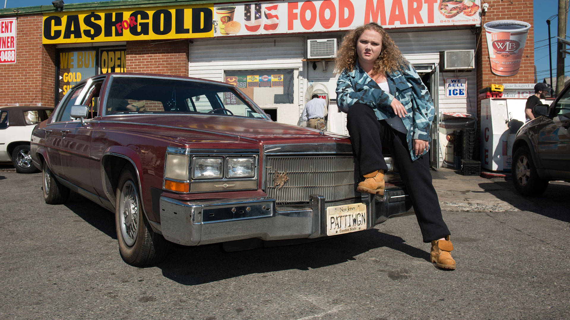 'Patti Cake$,' a story of an aspiring rapper, is an example of just the kind of diverting summer fare we all need. Courtesy Fox Searchlight Pictures