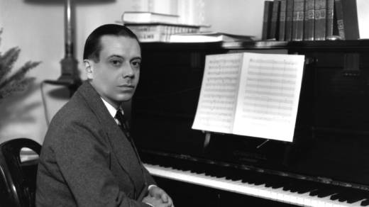 American composer Cole Porter wrote the score for the protest ballet Within the Quota in the early 1920s.