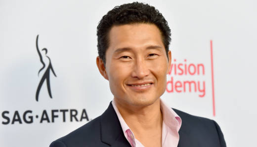 Actor Daniel Dae Kim attends a cocktail party celebrating dynamic and diverse nominees for the 67th Emmy Awards hosted by the Academy of Television Arts