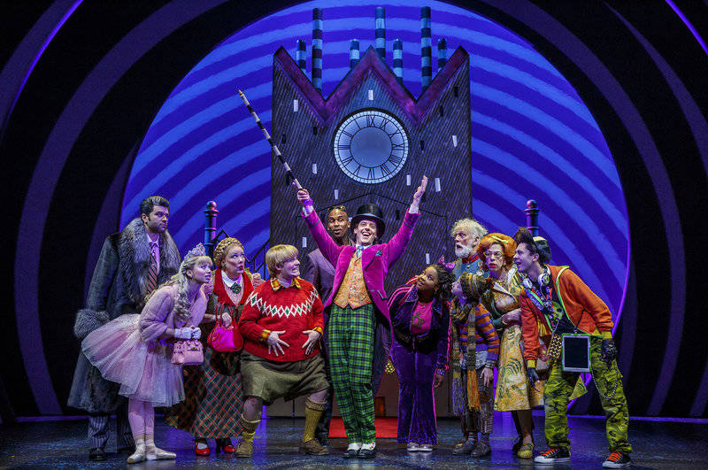 'Charlie and the Chocolate Factory' has already announced plans for a national tour