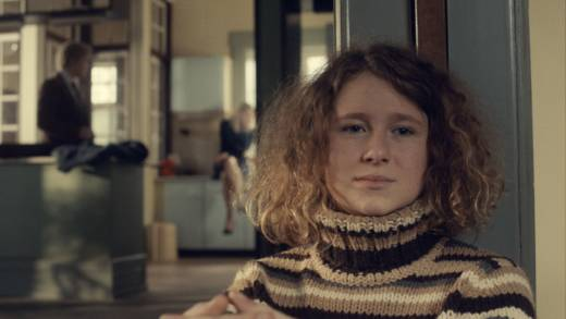 Martha Sofie Wallstrøm Hansen in 'The Commune.'