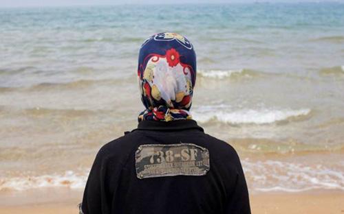 Sophie Calle, 'Voir la mer (detail),' 2011.