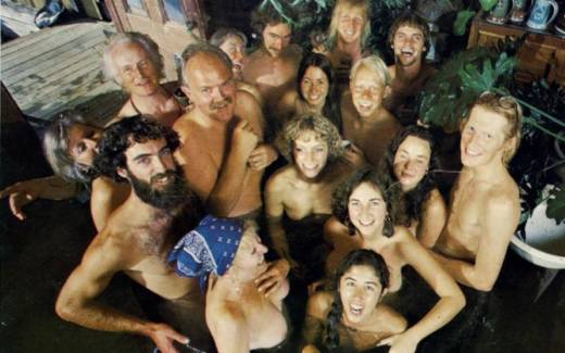 Lifestyle books make up 18 percent of Chronicle Books' publishing, but 40 years ago the lifestyles were much different: 'Cannibal Soup' celebrated the groovy hot-tub culture of the 1970s.