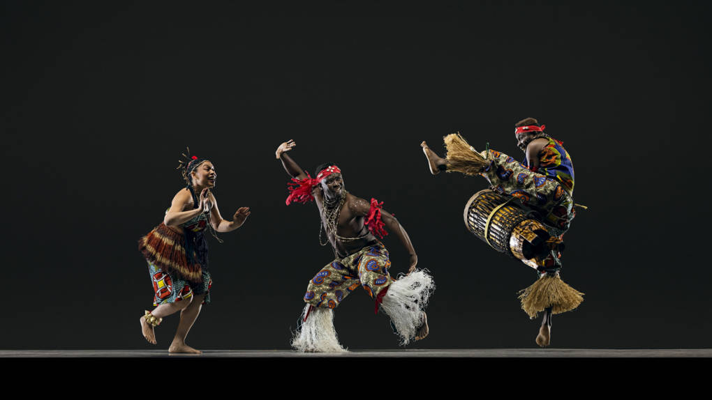BITEZO BIA KONGO, appearing at the SF Ethnic Dance festival in July.