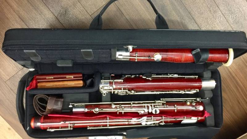 The beloved bassoon.