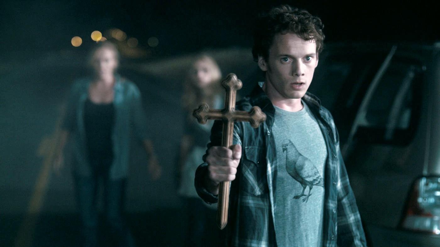 Anton Yelchin as Charley Brewster in 'Fright Night.'