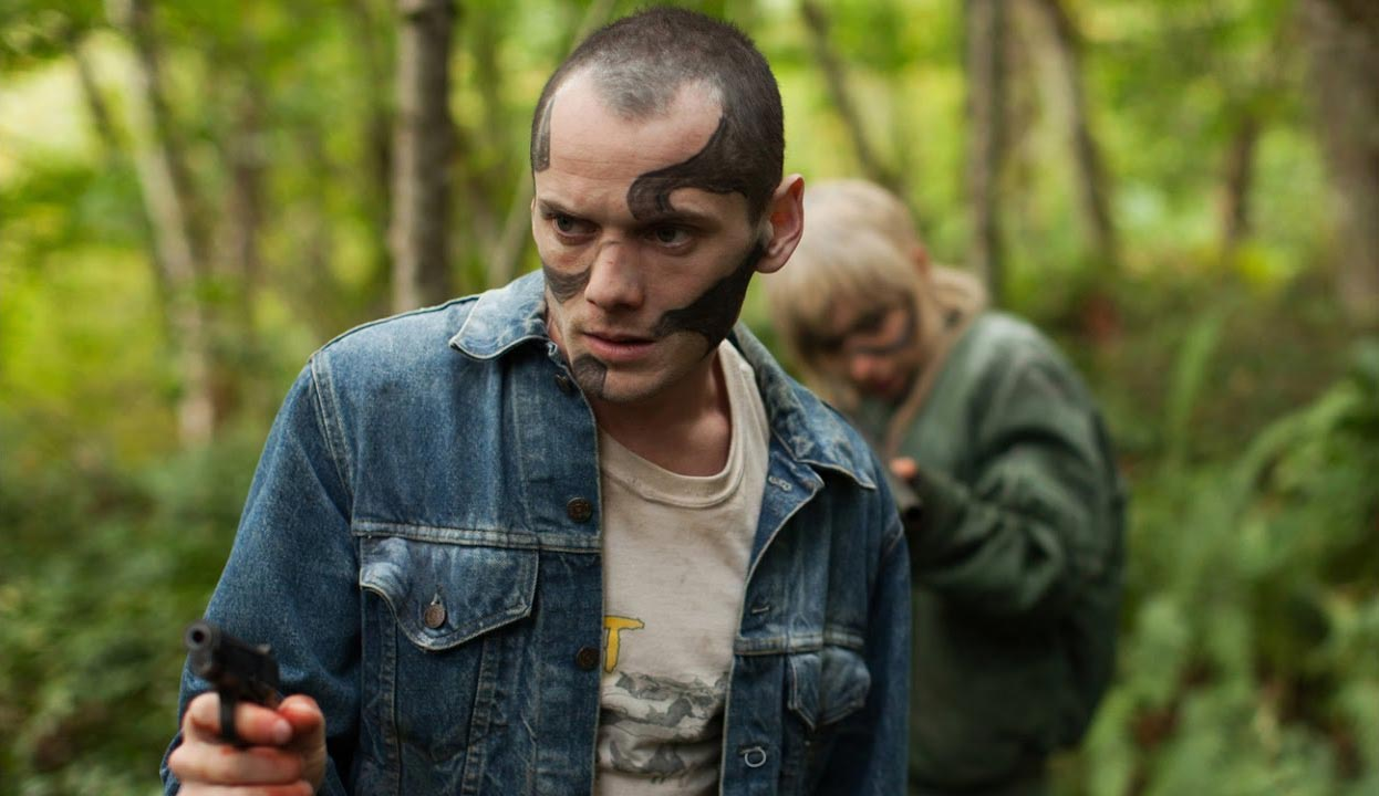 Anton Yelchin as Pat, bassist of the Ain't Rights, in 'Green Room.'