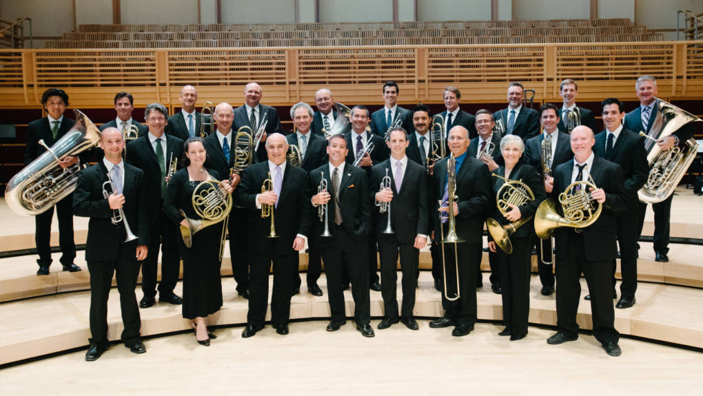 National Brass Ensemble.