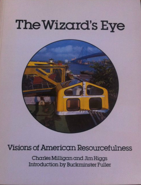 'The Wizard's Eye' celebrated the Bay Area creative recycling movement.