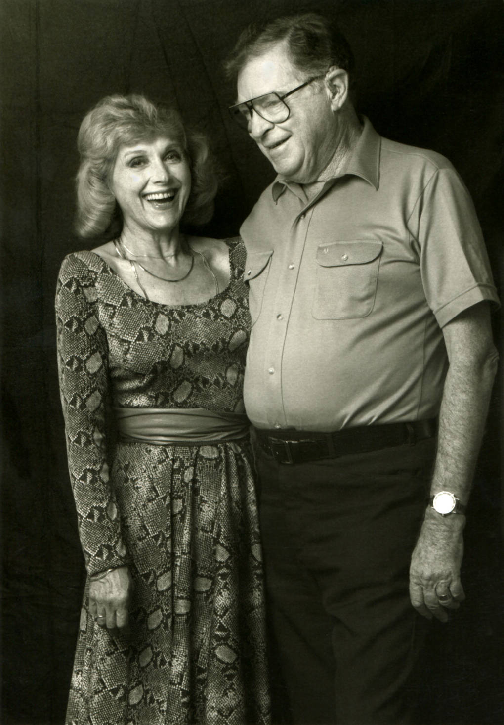 Lillian and Harold Michelson