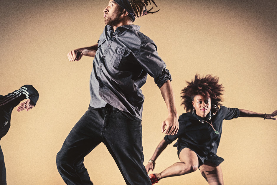 "Dante ""Animal"" Rose and Amber Julian of Embodiment Project."