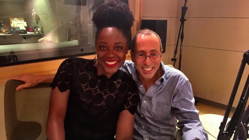 Jamedra Brown Fleischman and Cy Musiker